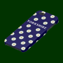 iPhone 5 Yorkshire Roses Cover