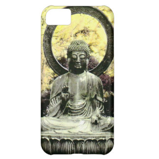 iPhone 5 - Zen Buddha - Hand Colored Photography iPhone 5C Case