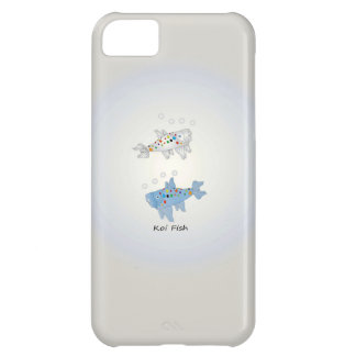 iPhone 5C, Barely There with Opal Koi Fish iPhone 5C Case