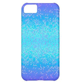 iPhone 5C Case Glitter Star Dust
