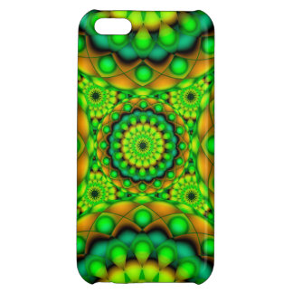 iPhone 5C Case Mandala Psychedelic Visions