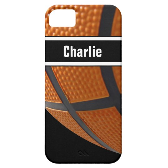 iPhone 5S Basketball Cases