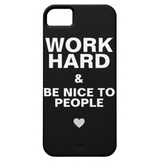 iPhone 5s Case Motivational: Black