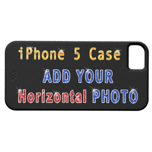 iPhone 5S Cases fit iPhone 5 Covers Custom Photo