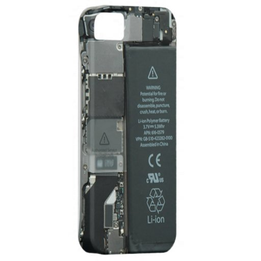 Iphone 5S Guts Case iPhone 5 Cover