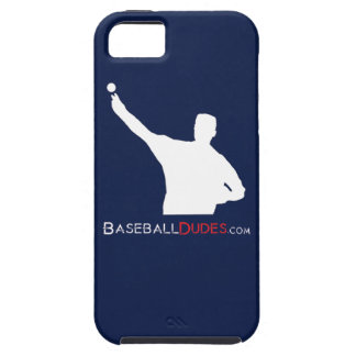 iPhone 5s Tough Case Navy Baseball