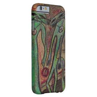 """iPhone 6/6s, Barely There """"Chinese Cats"""" Barely There iPhone 6 Case"""