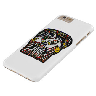Iphone 6/ 6s Barely There Day of the Dead Skull Barely There iPhone 6 Plus Case