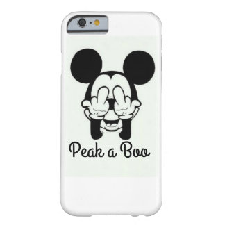 Iphone 6/6s barely there phone case
