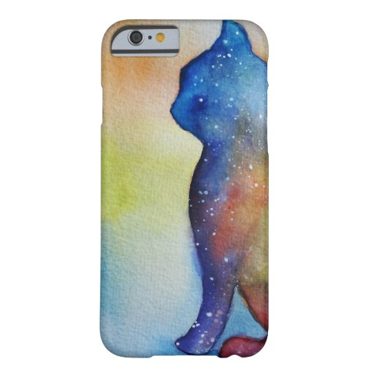 iPhone 6/6s, Barely ThereCat Barely There iPhone 6 Case
