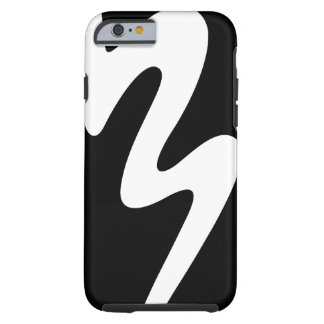iPhone 6/6s Black Logo Cell Phone Case
