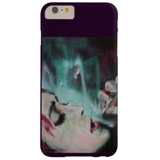 iPhone 6/6s case barely there with painting smoke