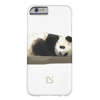 iPhone 6/6s case - deconstructed design - Panda