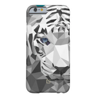 iPhone 6/6s case - deconstructed design - tiger