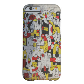 iphone 6/6s case featuring graffiti of Tel Aviv