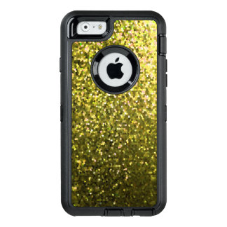 iPhone 6/6s Case Gold Mosaic Sparkley Texture