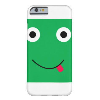 iPhone 6/6s Case: Green Character Barely There iPhone 6 Case