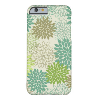 iPhone 6/6S Case -- Green Mums