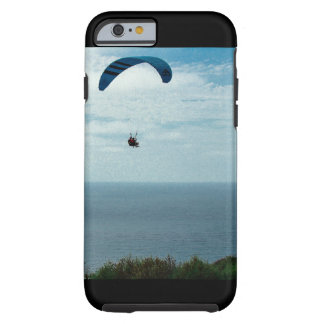 IPhone 6/6s Case, Hang glidder Black Beach, La Jol Tough iPhone 6 Case