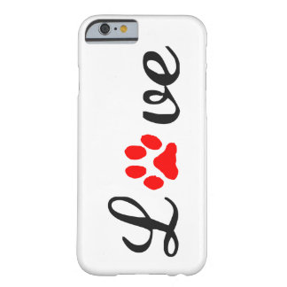 iPhone 6/6s case love pets
