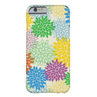 iPhone 6/6S Case -- Rainbow Mums