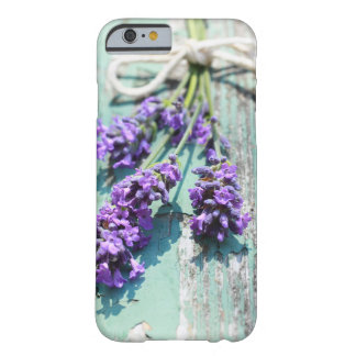 iPhone 6/6s case with beautiful macro lavender