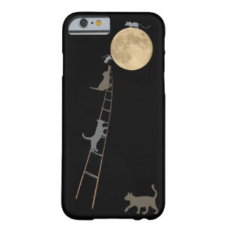 iPhone 6/6s case with climbing cats