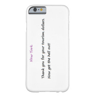 iPhone 6/6s, Funny New York Phone Case