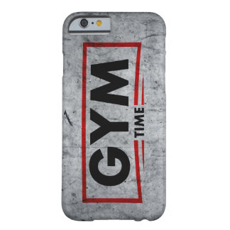 iPhone 6/6s Gym time Barely There iPhone 6 Case