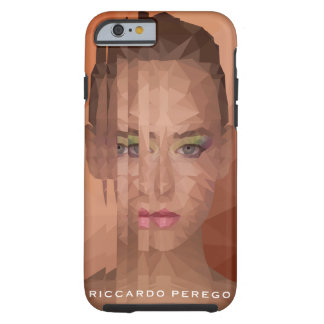 Iphone 6/6S LowPoly Female V3 Cover