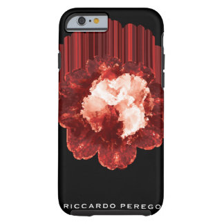 iPhone 6/6S LowPoly Red Jellyfish Cover