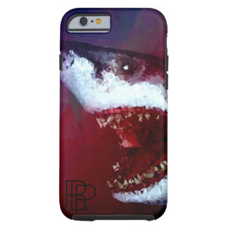 iPhone 6/6S LowPoly Shark Cover
