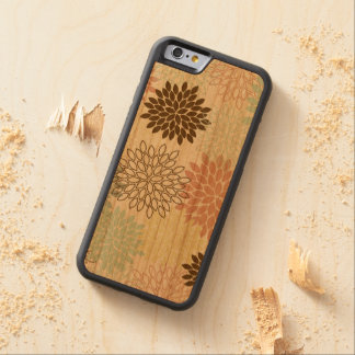 iPhone 6/6S -- Mums I, Wooden Case