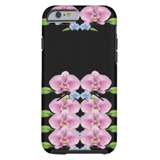 iPhone 6/6S Orchids Low Poly Cover