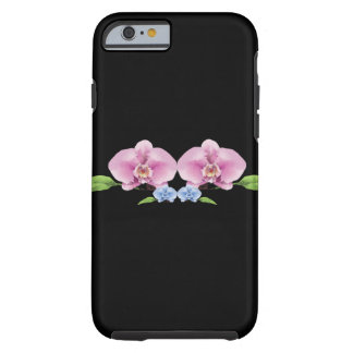 iPhone 6/6S Orchids Low Poly Cover II