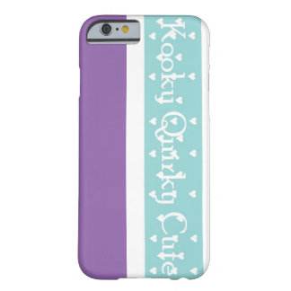 iPhone 6/6s, Quirky Colourful Phone Case