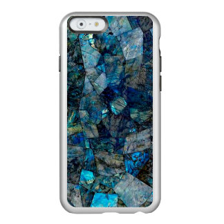 iPhone 6/6s Silver Labradorite Abstract Case