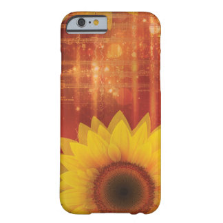 iPhone 6/6s, Sunflower happiness Barely There iPhone 6 Case