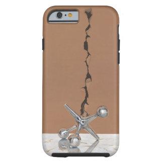 iPhone 6/6s, Tough Case: JACK THE RIPPER Tough iPhone 6 Case