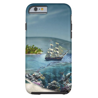 iPhone 6/6s, Tough Phone Case Bottle