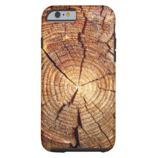 iPhone 6/6s, Tough Phone Case Wood