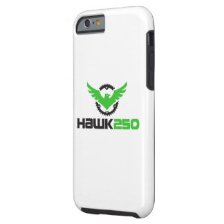 iPhone 6/6s, Tough Phone Green Hawk 250 Case