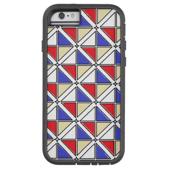 iPhone 6/6s, Tough Xtreme Phone Case art by J Shao