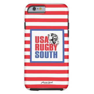 Iphone 6/6S USA Rugby South Phone Case