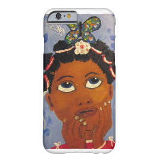 Iphone 6 African American Black Art case cover art