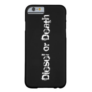 Iphone 6 Barely there case for Diesel truck fans Barely There iPhone 6 Case