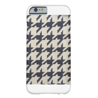 iPhone 6 Barely There Houndstooth Case