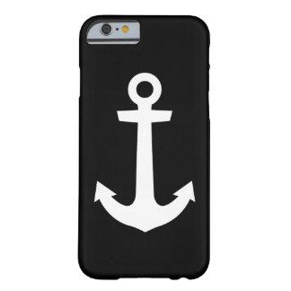 iPhone 6 case anchor black