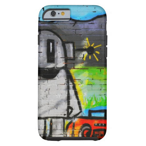 iPhone 6 case Android Graffiti Music Case
