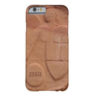 iPhone 6 Case, Angel in the Rocks, Personalized Barely There iPhone 6 Case